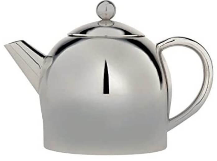 Cuisinox Satin Metal Teapot