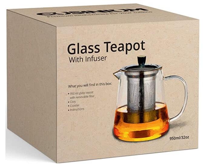 Cusinium teapot