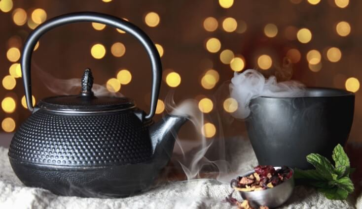 Difference between Teapots and Tea Kettles