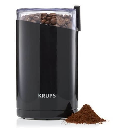 Krups F203 Electric Coffee and Spice Grinder