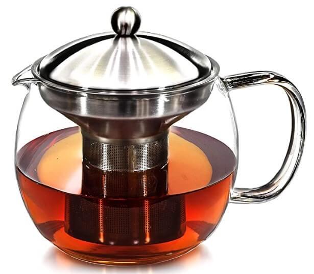Willow & Everett Teapot
