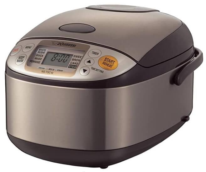 Zojirushi NS-TSC10 Micom Rice Cooker and Warmer